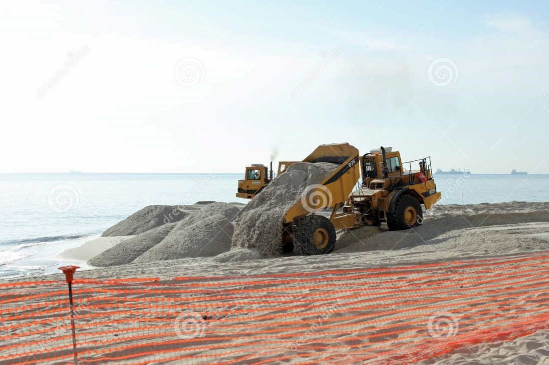 beachnourishment